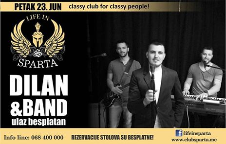 Sparta BP, Dilan & Band