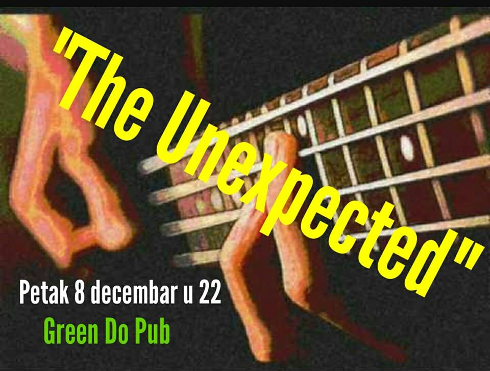 Green Dot Pub, 08.12.2017. They Unexpected