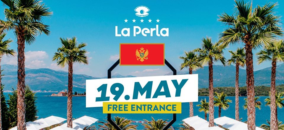 La PErla Beach Club, 19.05.2018. Pool Party