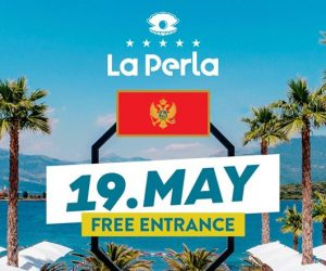 la perla independence pool party