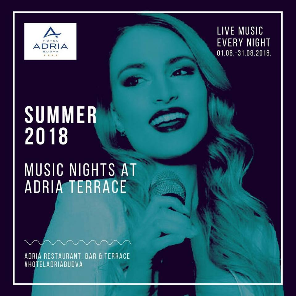 Music Nights at Adria terrace