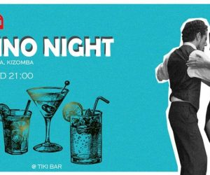 Senotira Cocktail bar, 21.08.2019. Latino Night